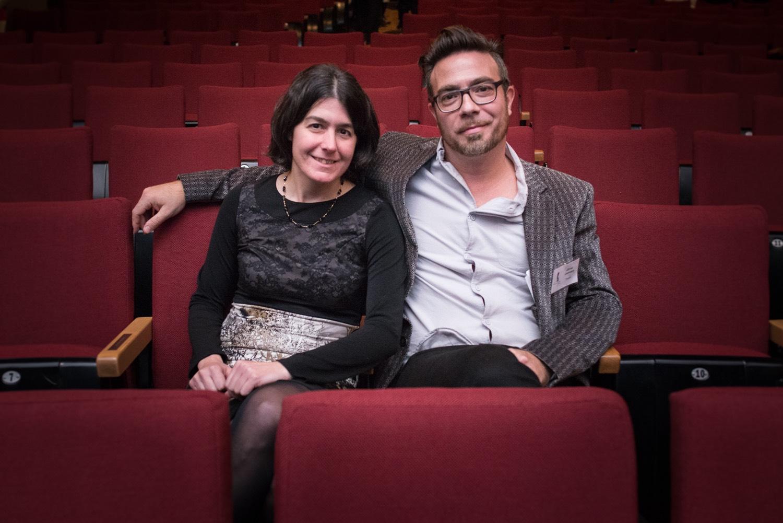 Le Dramaturge Montréalais Olivier Choinière Reçoit Le Prix Siminovitch 2014 Et Choisit Annick Lefebvre Comme Protégée