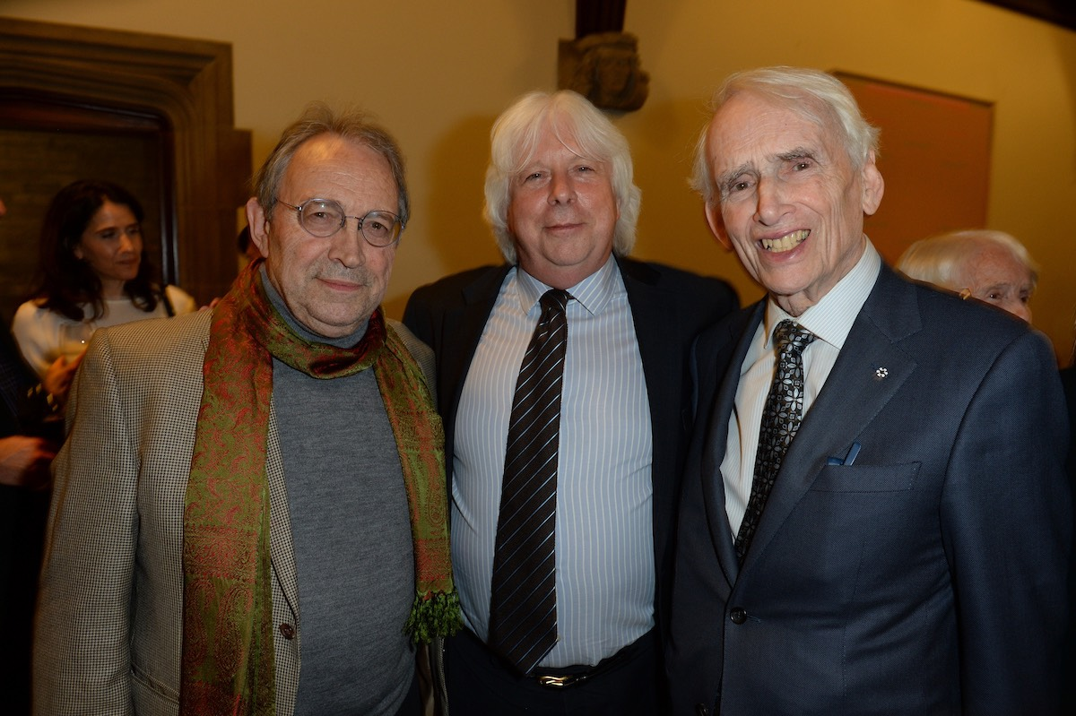 John van Burek, Councillor John Filion, John McKellar